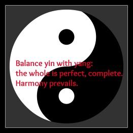 balance haiku