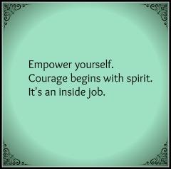 empowerment haiku