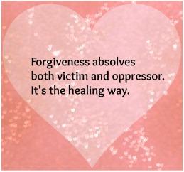 forgiveness haiku