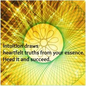 intuition haiku